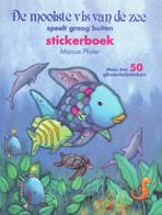 Stickerboek, De mooiste vis van de zee speelt graag buiten