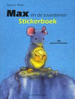 Stickerboek, Max en de toverstenen