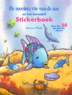 Stickerboek, De mooiste vis van de zee en het koraalrif