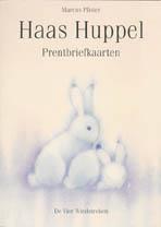 Prentbriefkaartenboekje, Haas Huppel