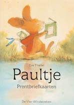 Paultje Prentbriefkaartenboekje