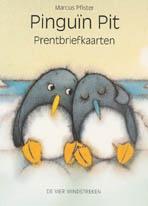 Prentbriefkaartenboekje, Pinguïn Pit