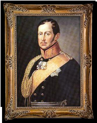 Koning Frederik Wilhelm III van Pruisen
