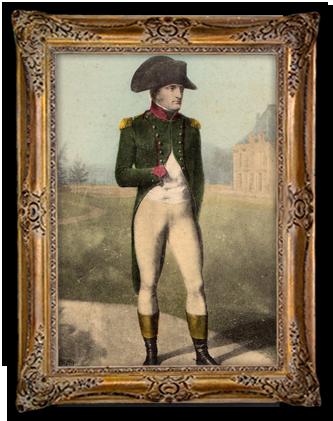 Napoleon wilde geen vrede