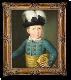 Prins Willem als kind