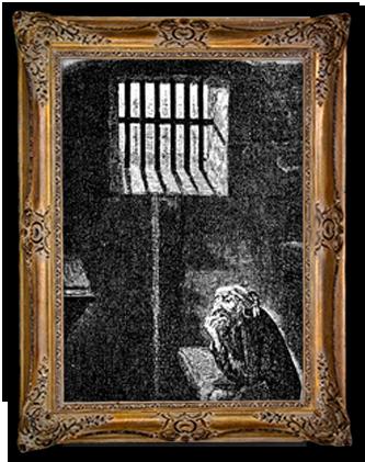 Eenzame opsluiting was geen pretje