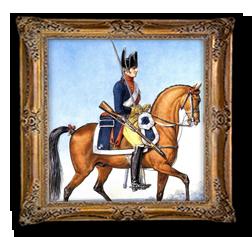 Gendarme te paard