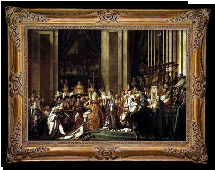 Kroning Napoleon tot keizer