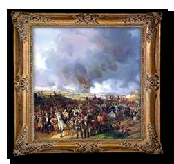 De coalitie gaat de strijd aan met Napoleon