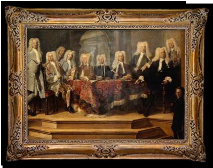 De heren regenten