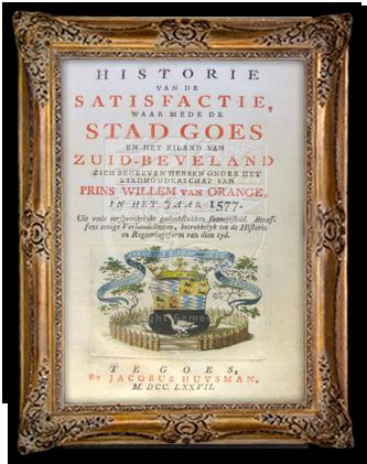 Titelblad die diende als flaptekst