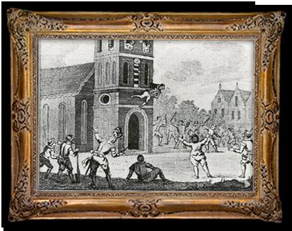 De heroische sprong van Jan van Schaffelaar