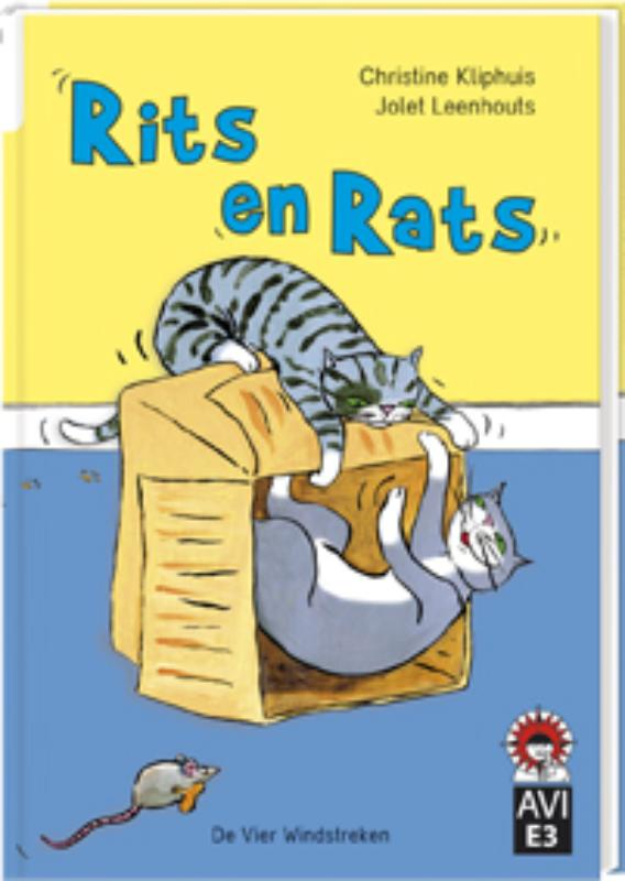 E-book, Rits en Rats