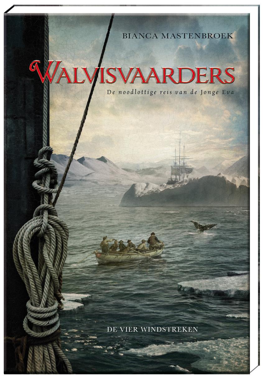E-book, Walvisvaarders (12+)