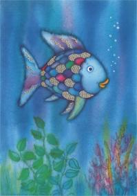 Poster, De mooiste vis van de zee