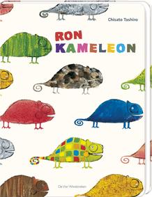 Kartoneditie, Ron Kameleon