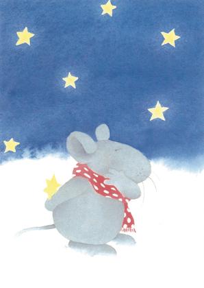 Prentbriefkaarten, Kerstdroom