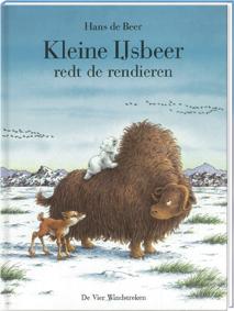 Kleine IJsbeer redt de rendieren, boek 8