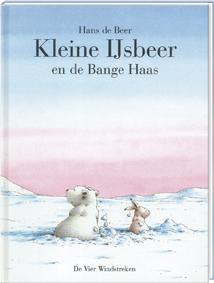 Kleine IJsbeer en de bange haas, boek 5