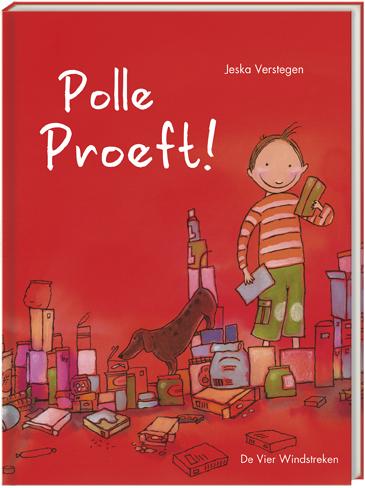 E-book, Polle proeft!