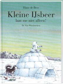 Kleine IJsbeer, laat me niet alleen!, boek 6