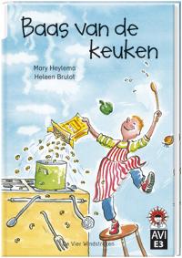 E-book, Baas van de keuken