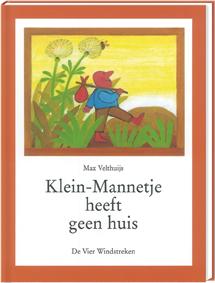 E-book, Klein-Mannetje heeft geen huis