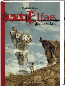 E-book, Het Huis Elfae: Dragans list (11+)