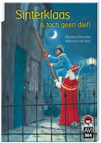 E-book, Sinterklaas is toch geen dief!