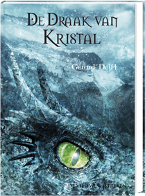 E-book, De draak van kristal (11+)