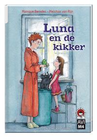 E-book, Luna en de kikker