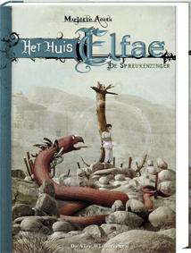 E-book, Het Huis Elfae: De spreukenzinger (11+)