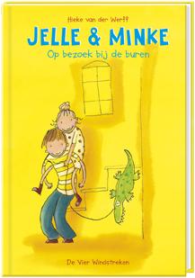 Jelle en Minke: op bezoek bij de buren