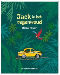 Jack in het regenwoud