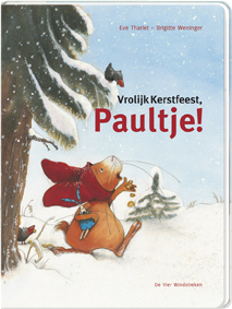 Kartoneditie, Vrolijk kerstfeest, Paultje!