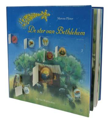 Adventsboek, De ster van Bethlehem