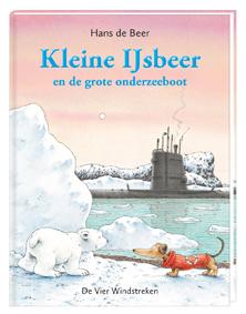 Kleine IJsbeer en de grote onderzeeboot, boek 10