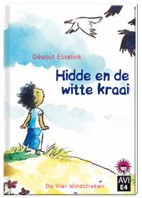 E-book, Hidde en de witte kraai