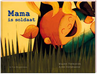 E-book, Mama is soldaat
