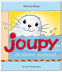 E-book, Joupy de kleine zeehond