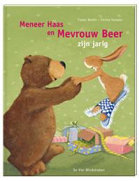 Meneer Haas en Mevrouw Beer zijn jarig