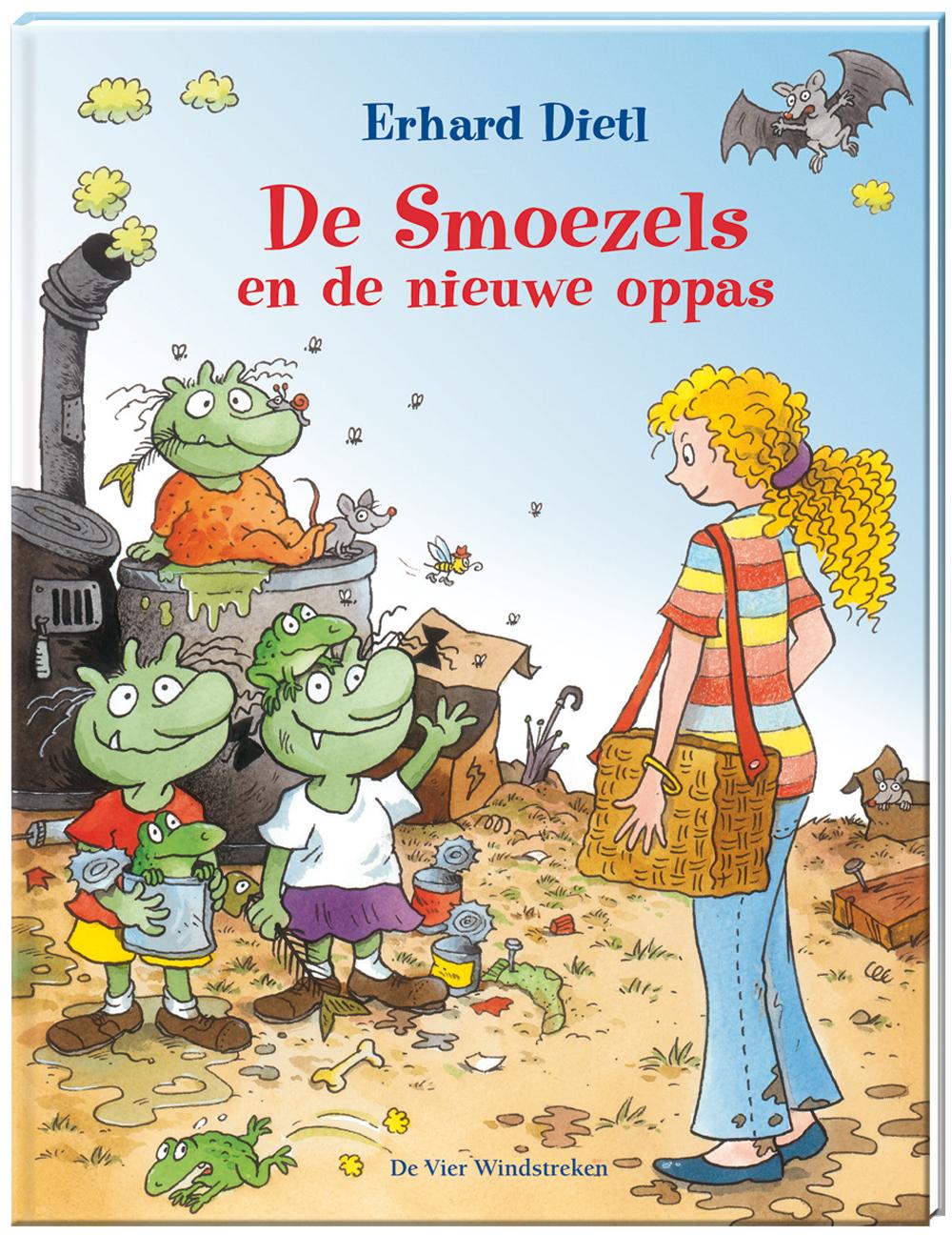 E-book, De Smoezels en de nieuwe oppas