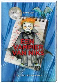 E-book, Een vampier van niks (8+)