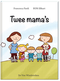 E-book, Twee mama's