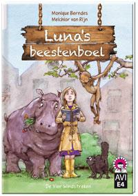 E-book, Luna's beestenboel
