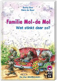 Familie Mol-de Mol. Wat stinkt daar zo?