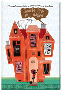E-book, Zwarte Piet in 7 dagen