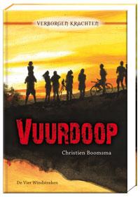 E-book, Verborgen krachten: Vuurdoop (12+)