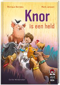 E-book, Knor is een held