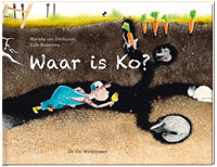 E-book, Waar is Ko?